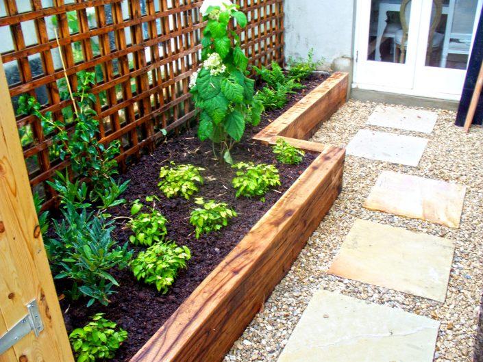 The Garden Design Factory Planting