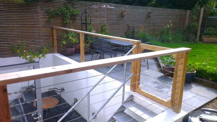 The Garden Design Factory Railing