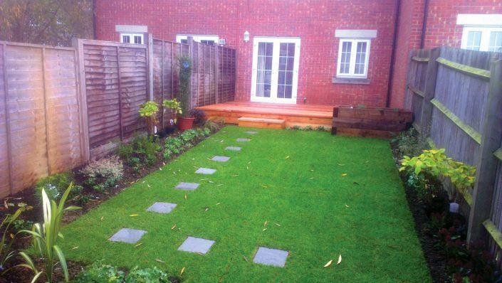 The Garden Design Factory Small Space
