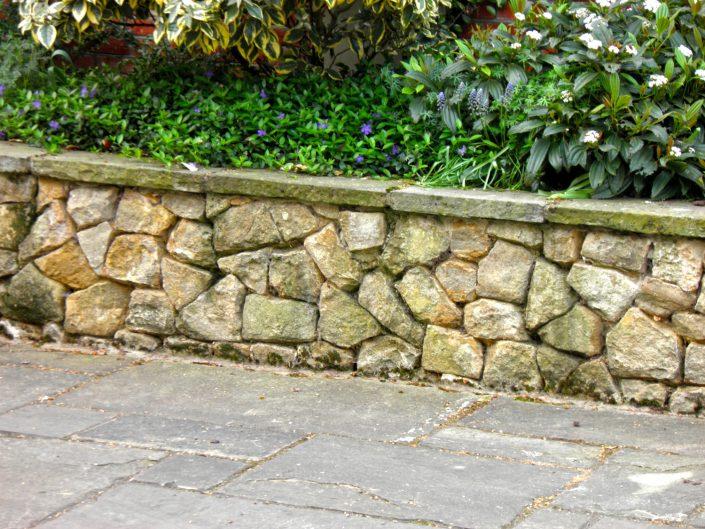 The Garden Design Factory Garden Wall