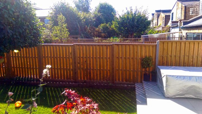 The Garden Design Factory Fencing