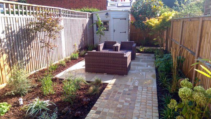 The Garden Design Factory Garden