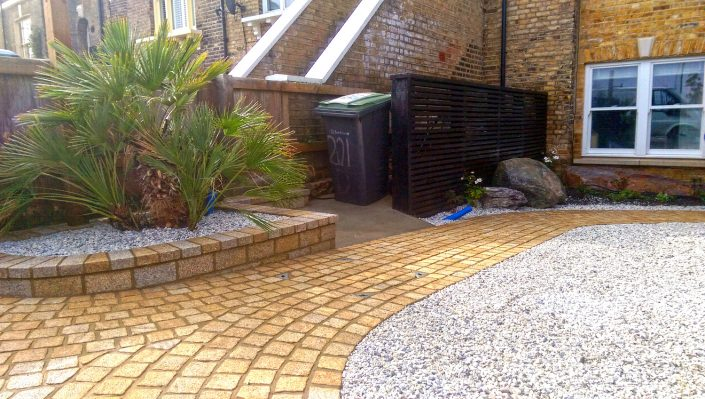 The Garden Design Factory Brickwork
