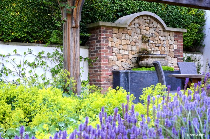 Garden Design Factory Arthur Hunt