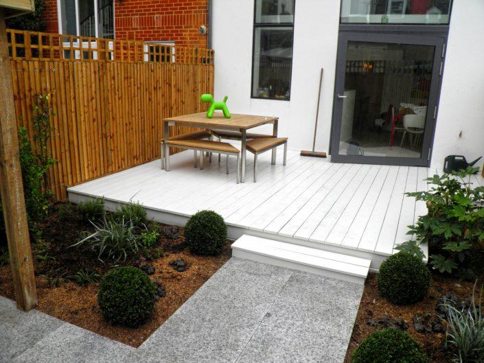 Garden Design Factory Decking