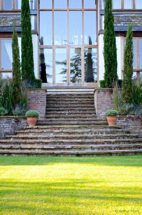 The Garden Design Factory lawn